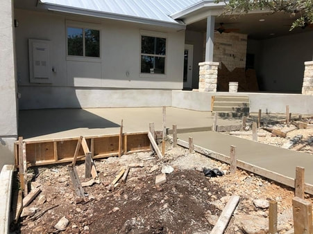 STAMPED CONCRETE PATIO NAMPA ID